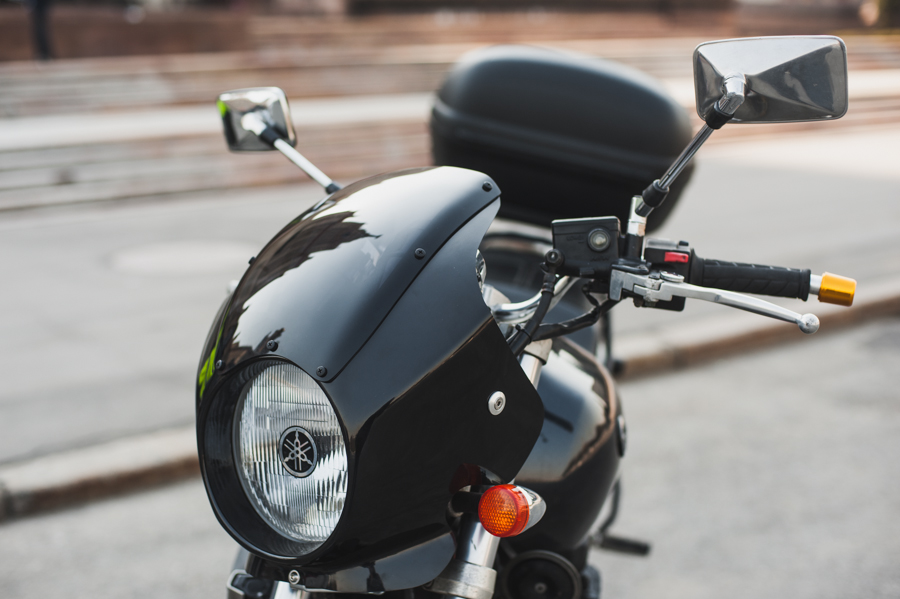 Обзор Yamaha YBR 125: отзывы, характеристики